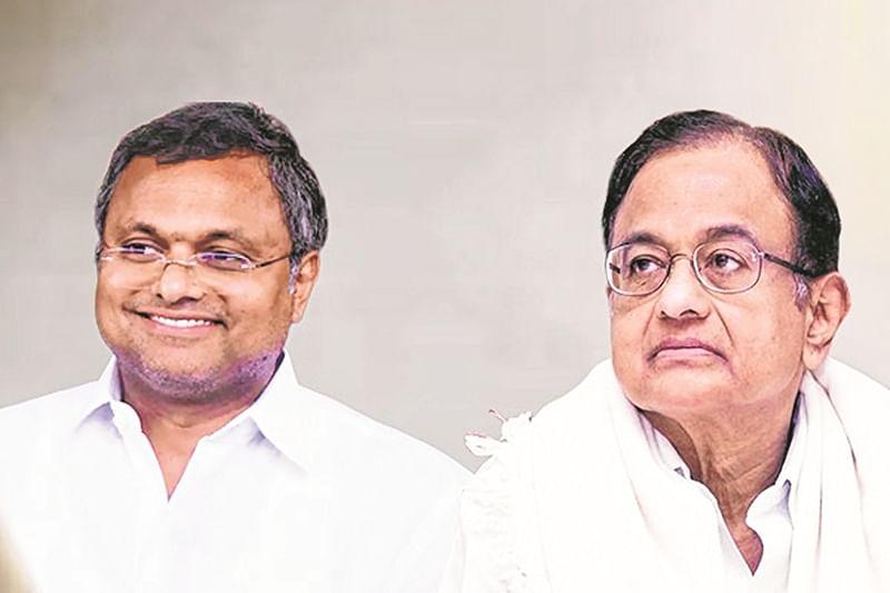 P Chidambaram, son changed holding pattern of shell firms: ED