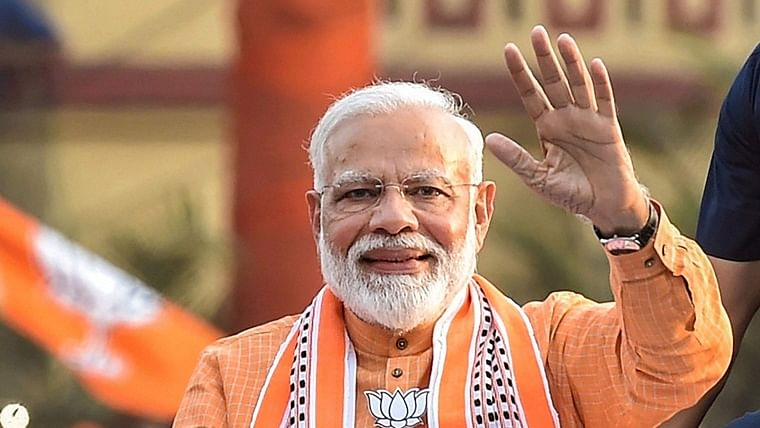 PM Narendra Modi greets nation on 73rd Independence Day