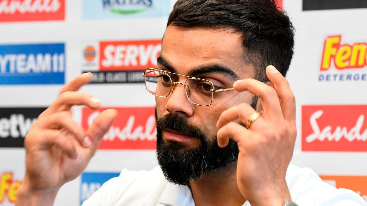 Rishabh Pant has tremendous talent, he just needs to be in his zone: Virat Kohli