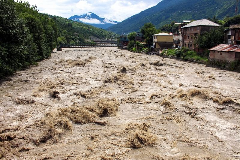 At least 22 people were killed and 12 others injured in rain-related incidents in Himachal Pradesh