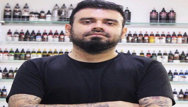 Delhi's Tattoo Artist Lokesh Verma Becomes The First Asian To Teach In An Italian Tattoo University
