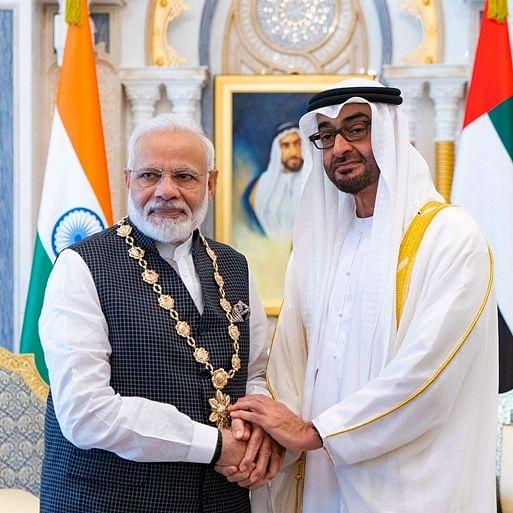 PM Narendra Modi launches USD 4.2 million redevelopment project of Hindu temple in Bahrain