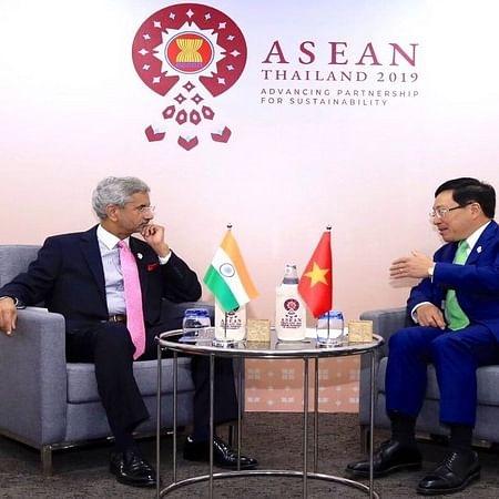 Bangkok: External Affair Minister S Jaishankar meets Vietnam, Timor Lester FMs