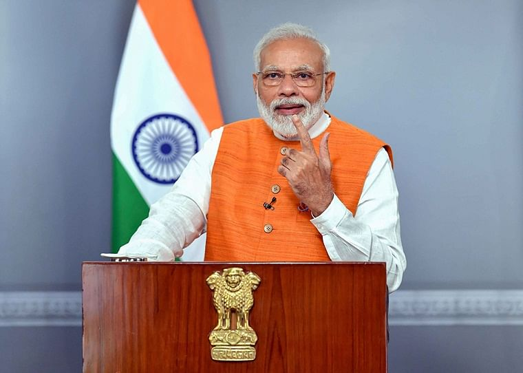 PM Modi wishes everyone a blessed Ganesh Chaturthi