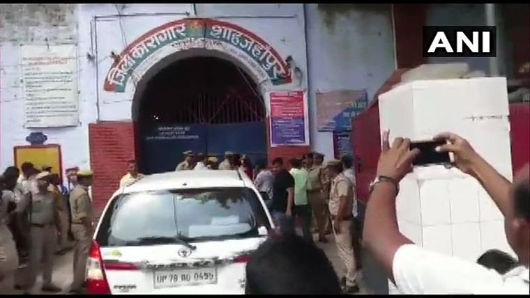 UP student who accused Chinmayanand of rape sent to jail in extortion case
