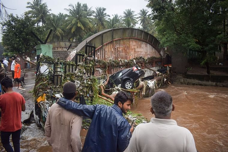 Pune rains death toll rises to 21, five still missing