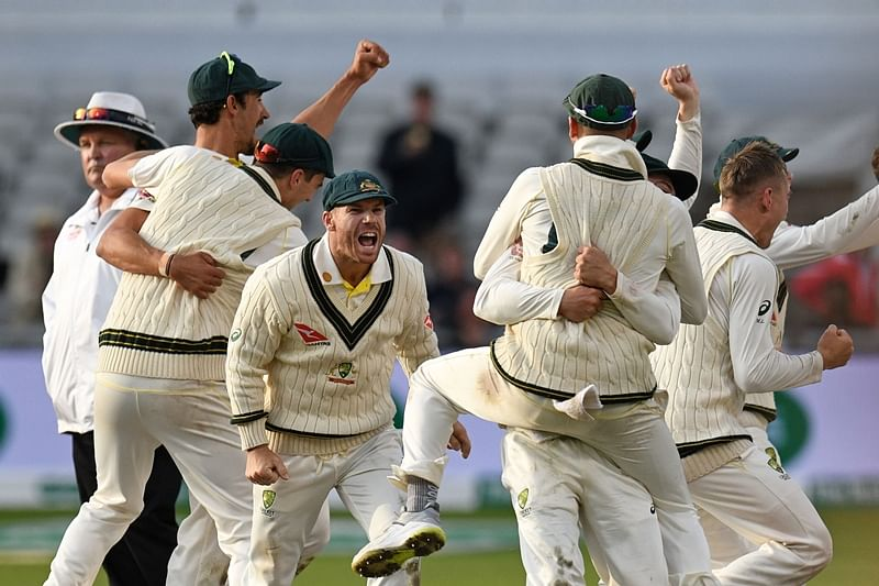 Relentless Australia conquer the resilient England