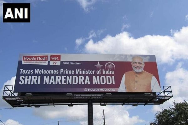 Howdy Modi!' event sign of growing influence of Indo-Americans, their contribution to US: Organisers