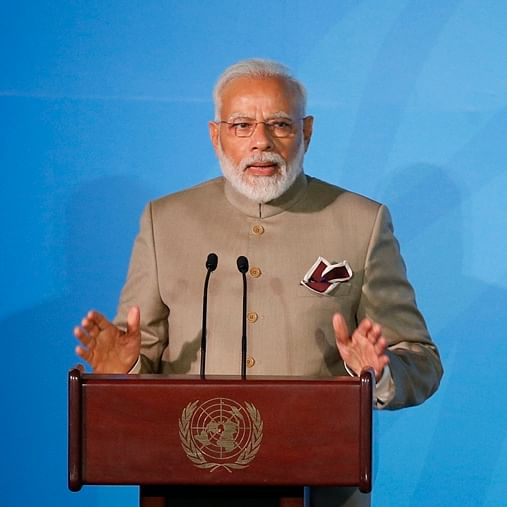 Mahatma Gandhi helped bring out inner strength of people: PM Narendra Modi at UN