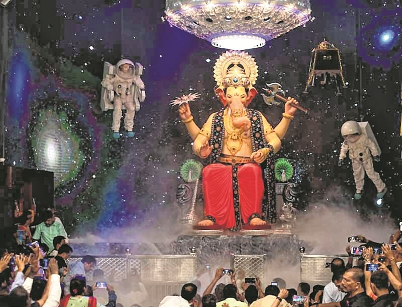 Mumbai: Wish list for Lalbaugcha Raja