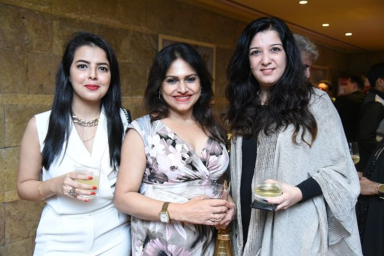 Fashion and fine wines