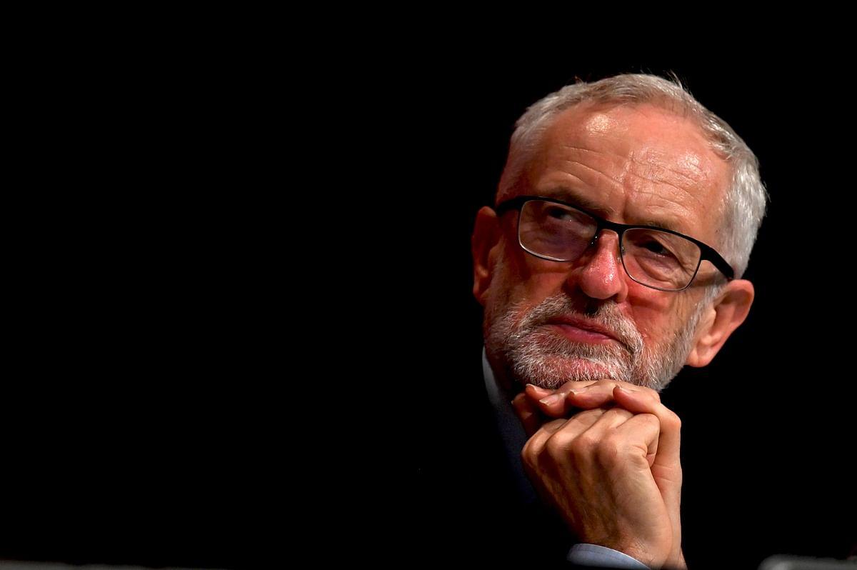 Jeremy Corbyn's Kashmir tweet embarrasses Congress