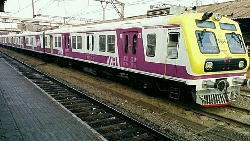 Western Railway catfight: Woman commuter gets bitten