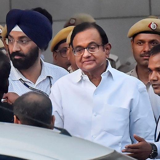 SC grants bail to Chidambaram in INX Media corruption case, but can't walk free