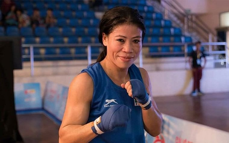 Mary Kom & 8 female athletes in line for Padma Awards
