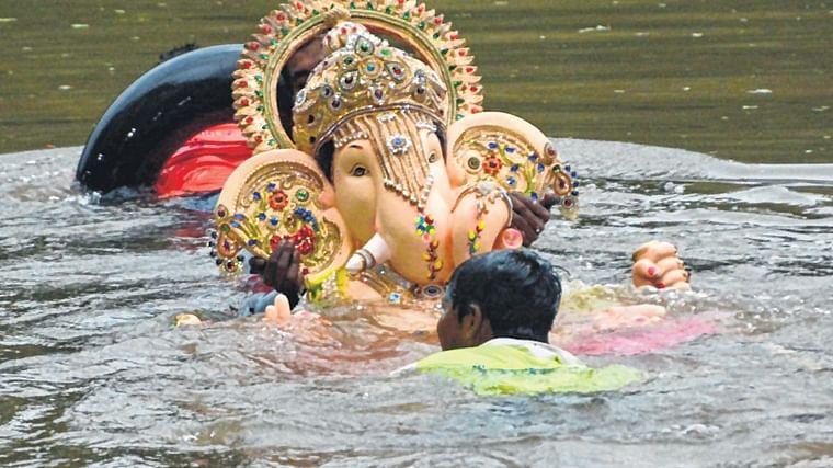 Ganeshotsav 2020: Full list of artificial ponds in Navi Mumbai's Belapur, Vashi, Turbhe, Koparkhairane, Ghansoli, Airoli, Digha