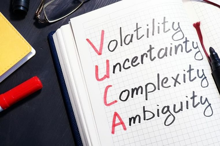 Win over Volatility, Uncertainty, Complexity & Ambiguity