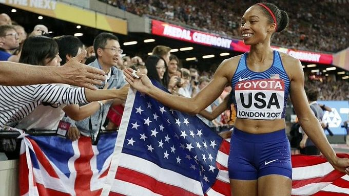 World Championships: Warrior Allyson Felix eyes golden track finale