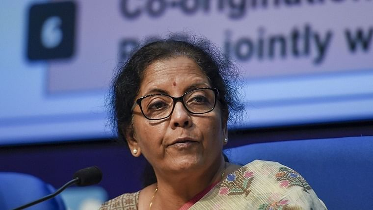 Inflation rate hasn't increased since 2014, it is under control: Nirmala Sitharaman