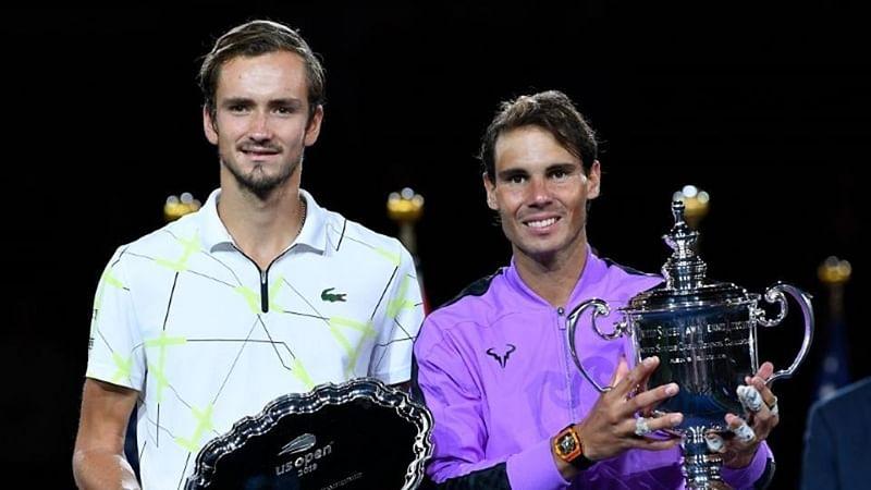 Way you're playing is a big joke: Daniil Medvedev to Rafael Nadal