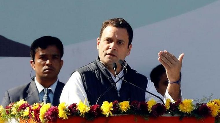 Government trying to remove nationalist leaders like Farooq Abdullah: Rahul Gandhi