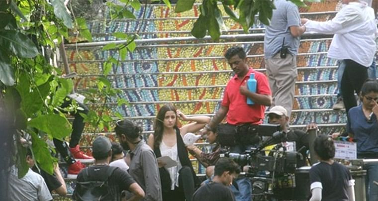 Alia Bhatt, Aditya Roy Kapur begin Mumbai shooting for 'Sadak 2'