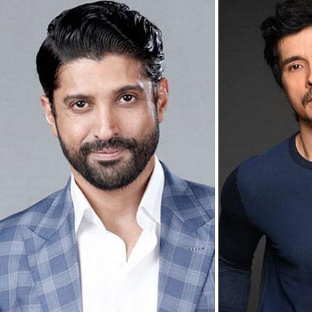 Farhan Akhtar's sports drama 'Toofan' gets it's villain in Darshan Kumaar