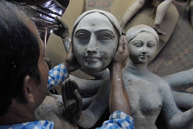 Durga Puja 2019: Artisans behind the iconic sculptures of Maa Durga