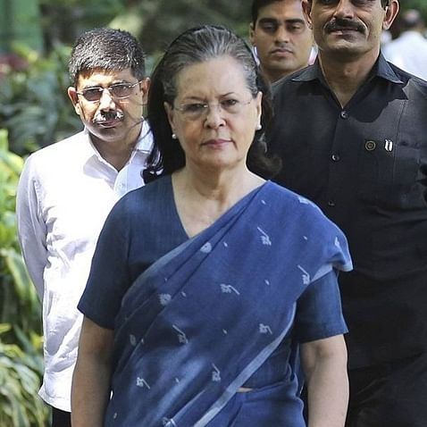 Sonia Gandhi to chair crucial meeting of Congress leaders today