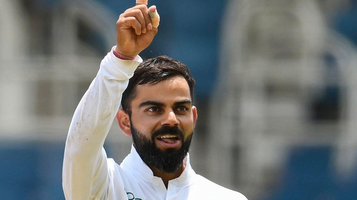 Virat Kohli becomes India's most successful Test captain