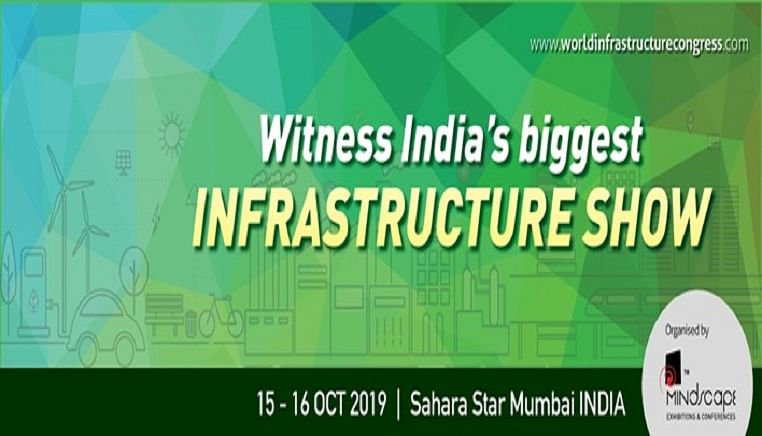 Mindscape Exhibitions & Conferences presents World Infrastructure Congress 2019