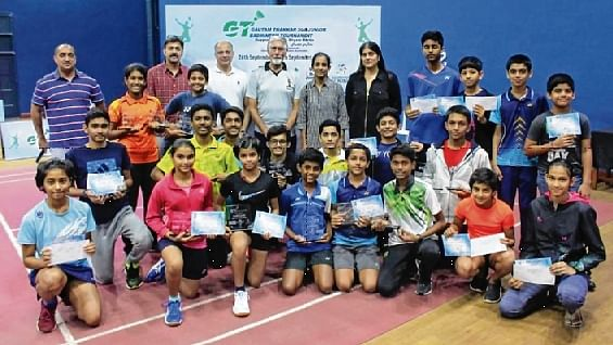 Double delight for Aalisha Naik in Badminton Championship