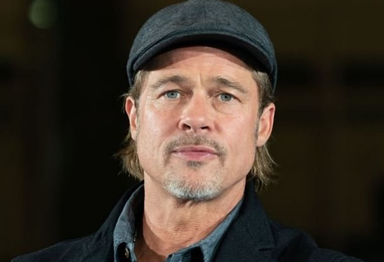 Did you spot Indian moon lander: Brad Pitt questions ISS astronaut
