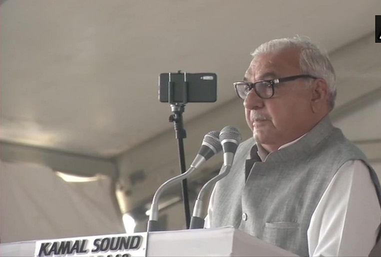 Bhupinder Singh Hooda, Mayawati meet, may join hands in Haryana