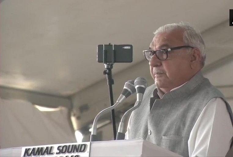 Bhupinder Singh Hooda, Mayawati meet, may join hands in Haryana