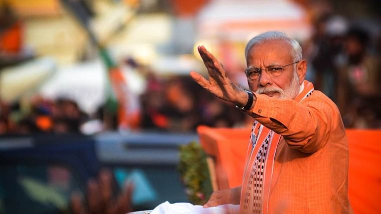 BJP leaders extend birthday greetings to PM Narendra Modi, call him an 'inspiration for all'