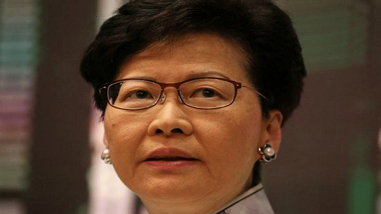 Hong Kong Chief Executive Carrie Lam withdraws controversial extradition bill