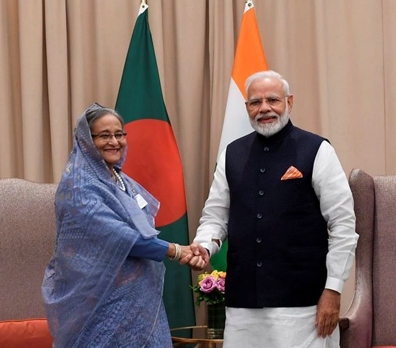 PM Narendra Modi, Sheikh Hasina reiterate zero tolerance for terrorism