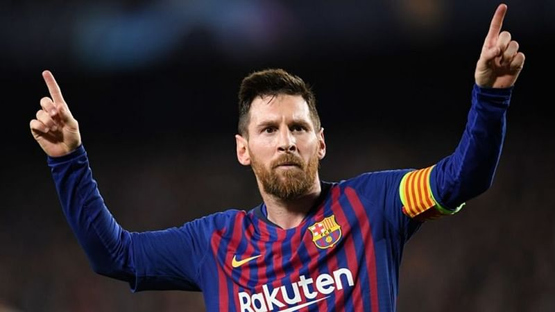 Barcelona confirms Lionel Messi's injury, striker to miss upcoming matches