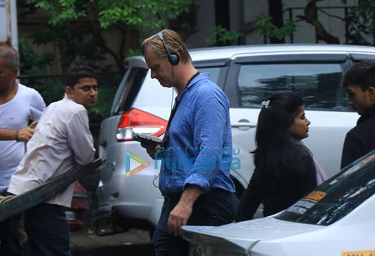Christopher Nolan's 'Tenet' crew rescues man attempting suicide in Mumbai