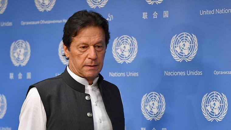 Plane develops technical fault, Pakistan PM returns to New York