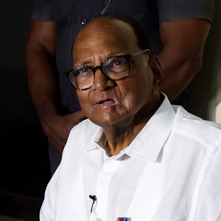 NCP Chief Sharad Pawar suggests ordinance route on Maratha quota