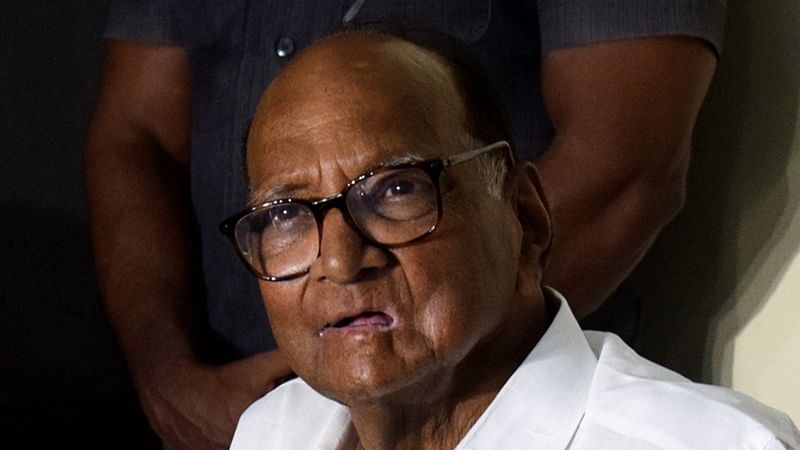 Sharad Pawar, Nationalist Congress Party chief