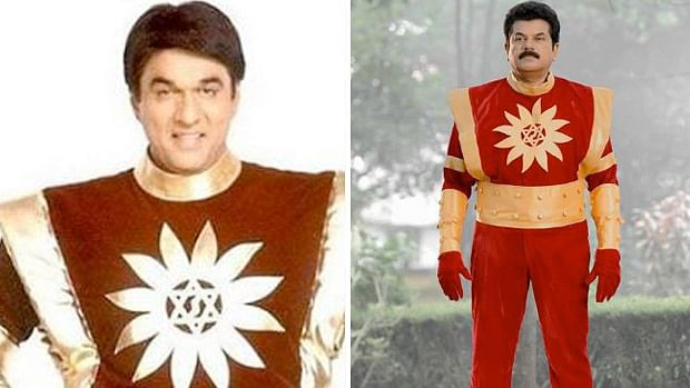 Sorry Shaktimaan: Malayalam film director apologises to Mukesh Khanna for copying his costume