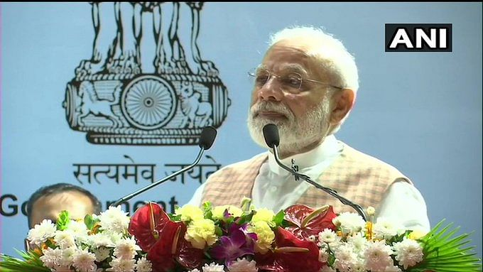 Avoid water pollution during immersion of Ganesh idols: PM Modi
