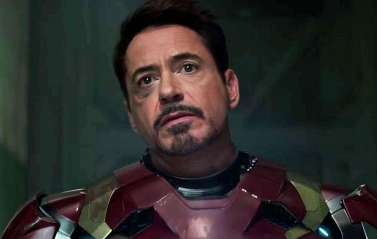 1. Robert Downey Jr.- Iron Man: 250 Million USD