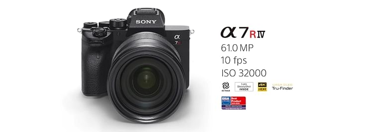 Sony Alpha 7R IV full-frame mirrorless camera now in India