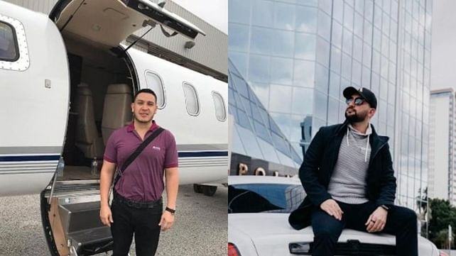 We travel the world for the world says Travel Blogger and Influencer Carlos Reyes and Sal Shakir