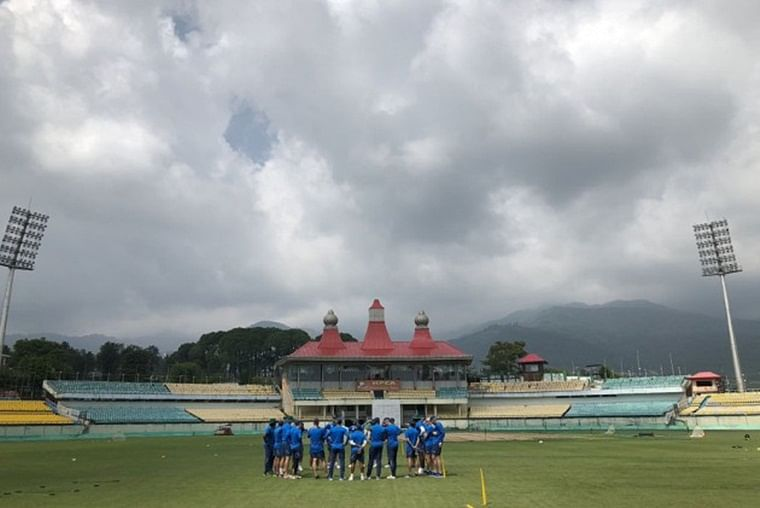 India vs South Africa: Heavy downpour in Dharamsala ahead of first T20I