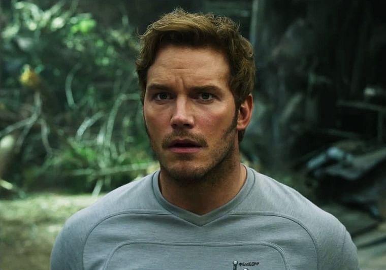 6. Chris Pratt- Star-Lord: 40 Million USD